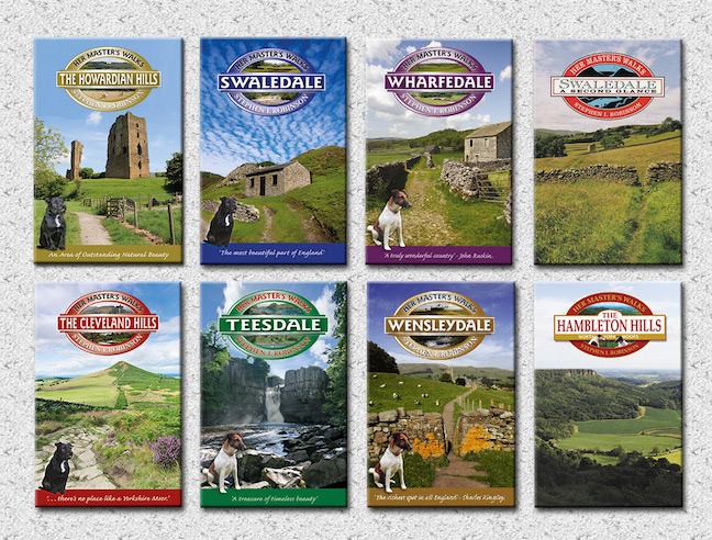 Yorkshire Walking Books