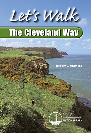 Cleveland Way Map and trail guide