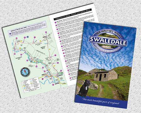Walking in Swaledale